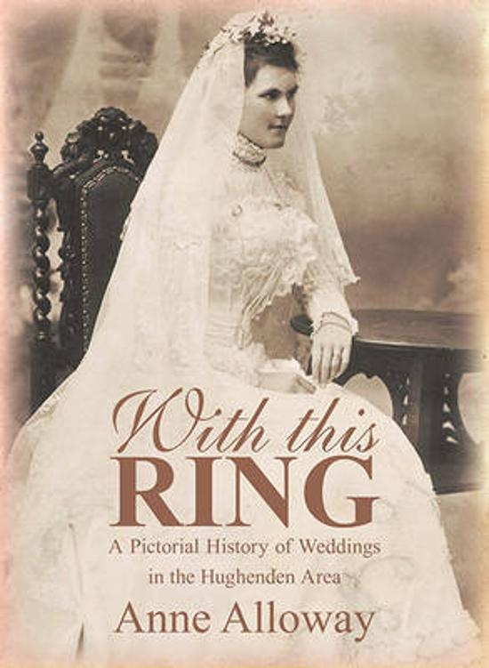 With This Ring - A Pictorial History of Weddings in the Hughenden Area