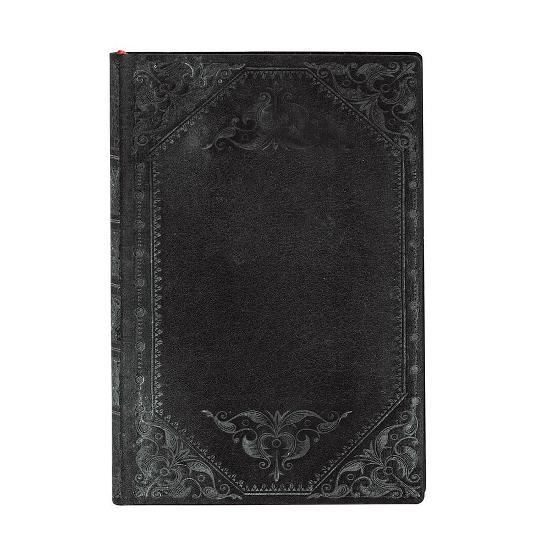 Notebook - Flexi - Midnight Rebel Bold - Unlined - 176pg