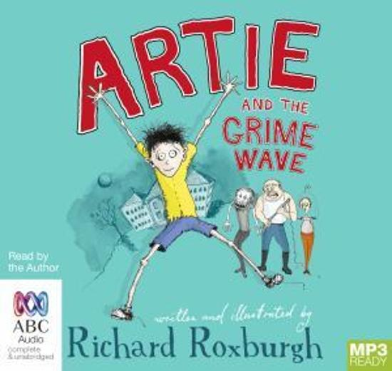 Artie and the Grime Wave - MP3