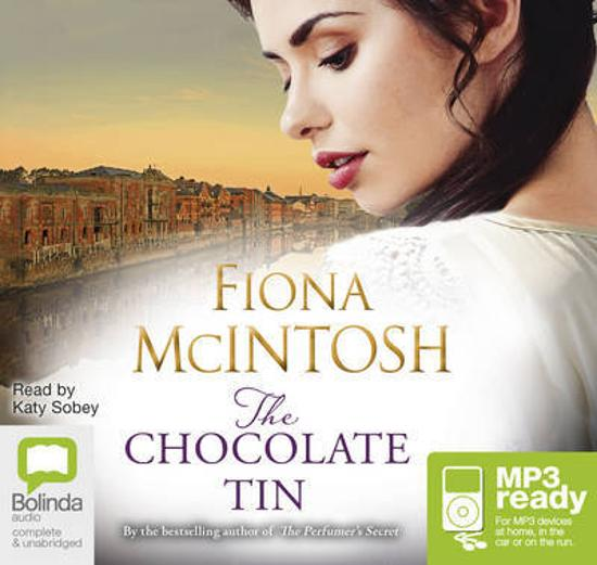 Chocolate Tin - MP3