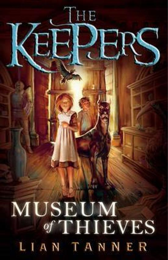Museum of Thieves - The Keepers #1