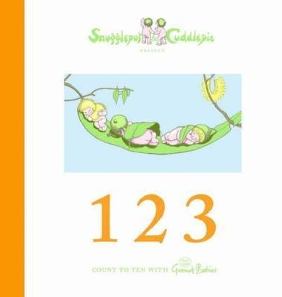 1 2 3 : Snugglepot and Cuddlepie