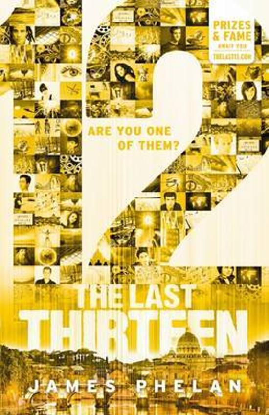 12: The Last Thirteen, Book 2
