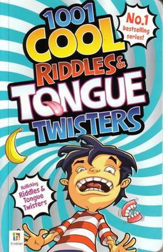 1001 Cool Riddles and Tongue Twisters