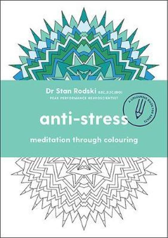 Anti-stress - Meditation through colouring