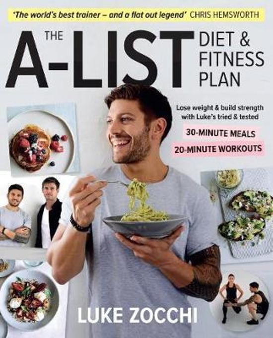 A-List Diet & Fitness Plan