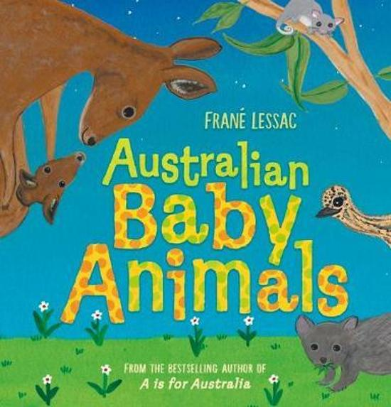 Australian Baby Animals (Boardbook)