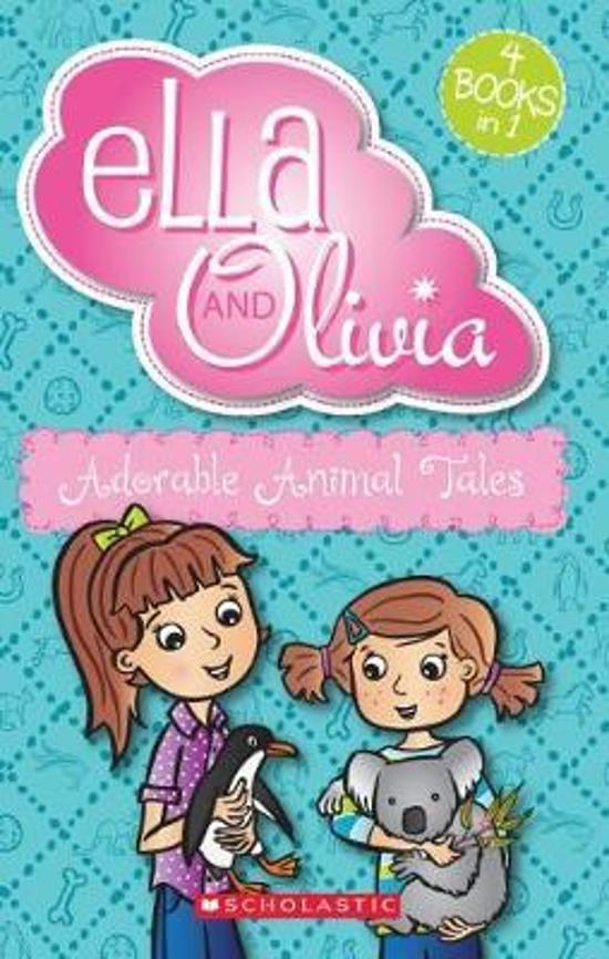 Ella and Olivia Bind-Up: Adorable Animal Tales