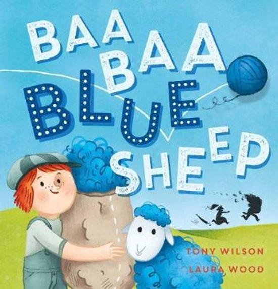 Baa Baa Blue Sheep