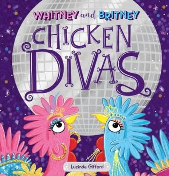 Whitney and Britney Chicken Divas