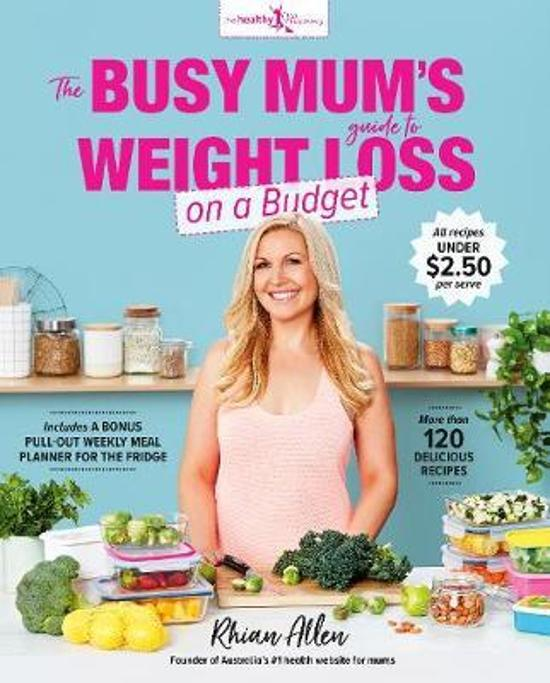 Busy Mum's Guide to Weight Loss on a Budget