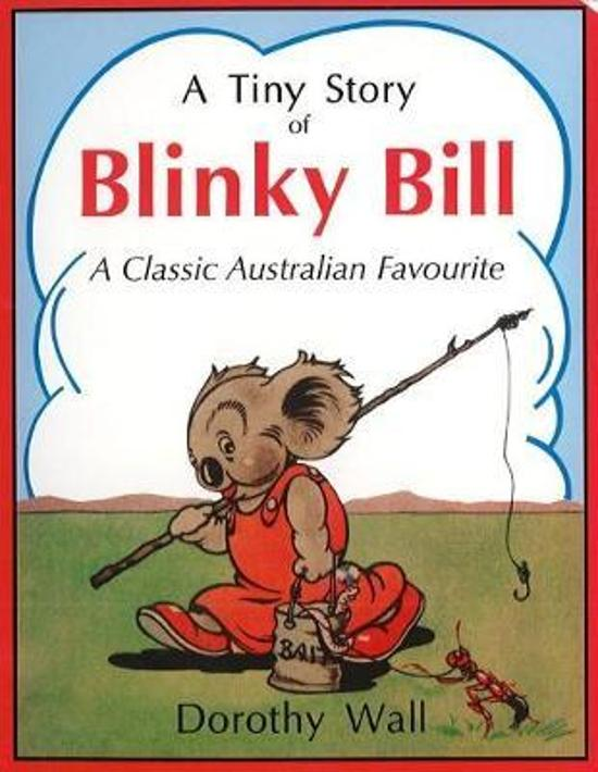 Tiny Story of Blinky Bill