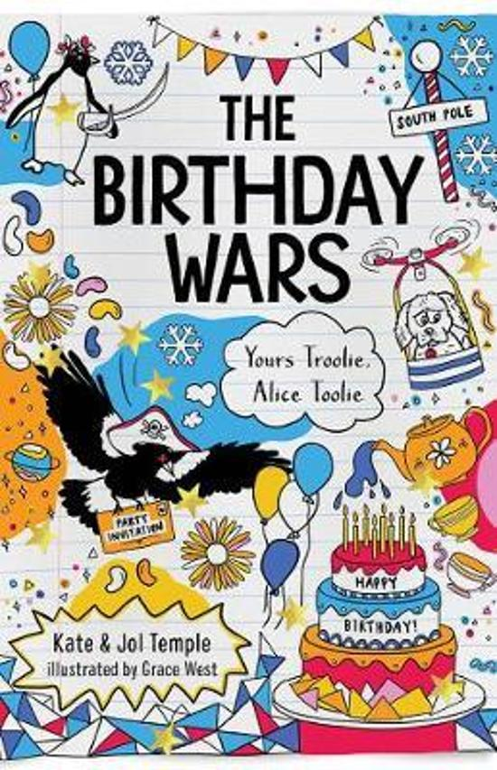Birthday Wars: Yours Troolie, Alice Toolie #2