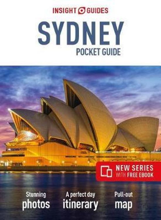 Insight Guides Pocket Sydney
