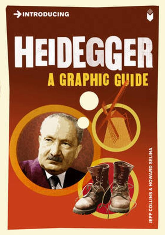 Introducing Heidegger - A Graphic Guide