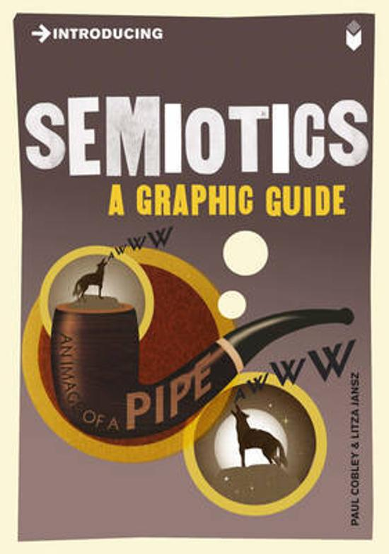 Introducing Semiotics - A Graphic Guide