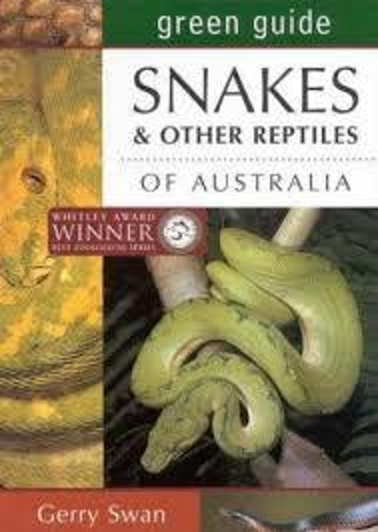 Snakes & Other Reptiles of Australia