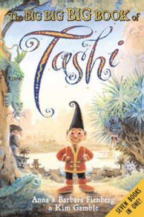 Big Big Big Book of Tashi