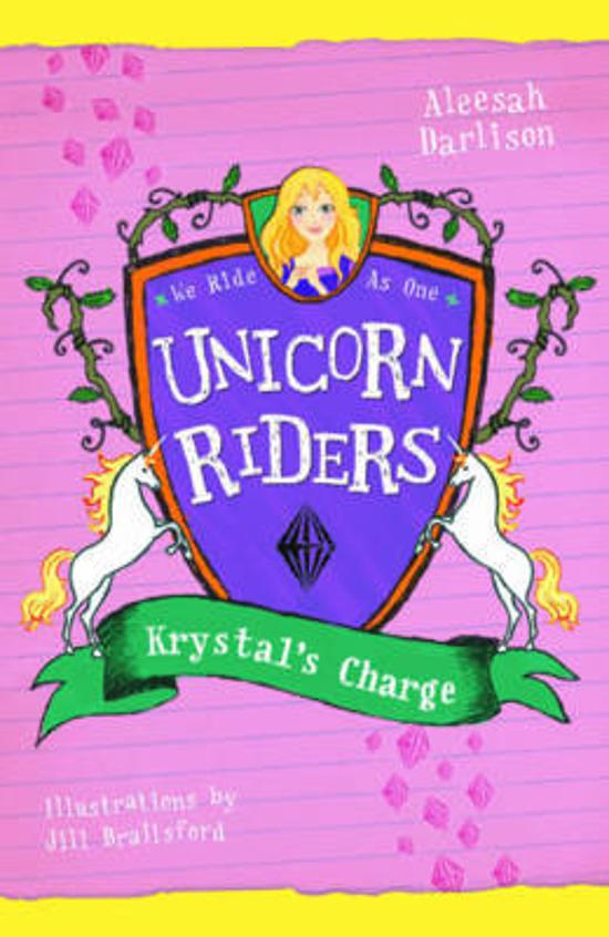 Krystal's Charge - Unicorn Riders, Book 7