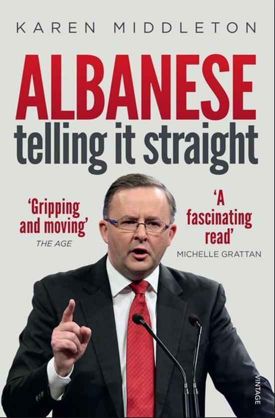 Albanese - Telling it Straight