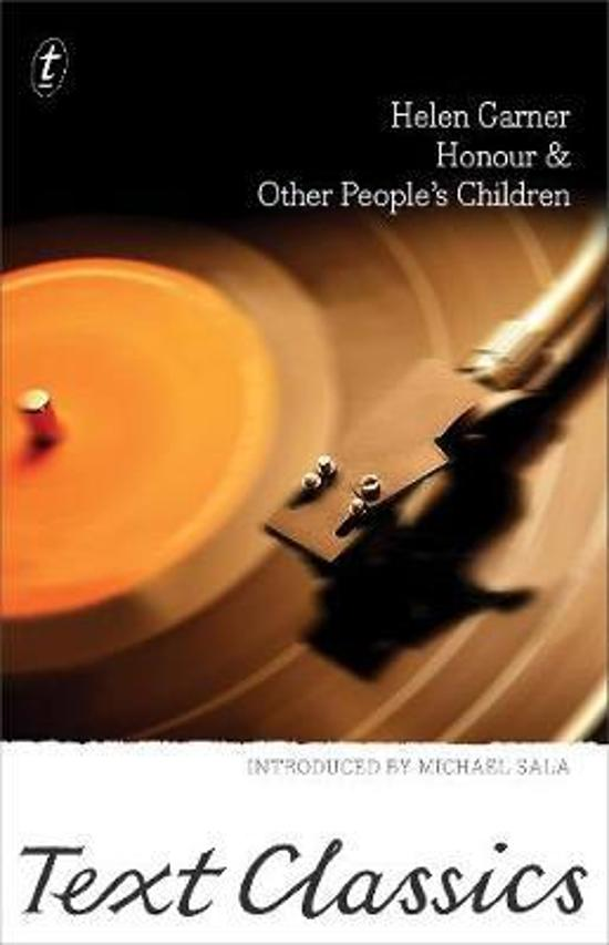 Honour & Other People's Children - Text Classics