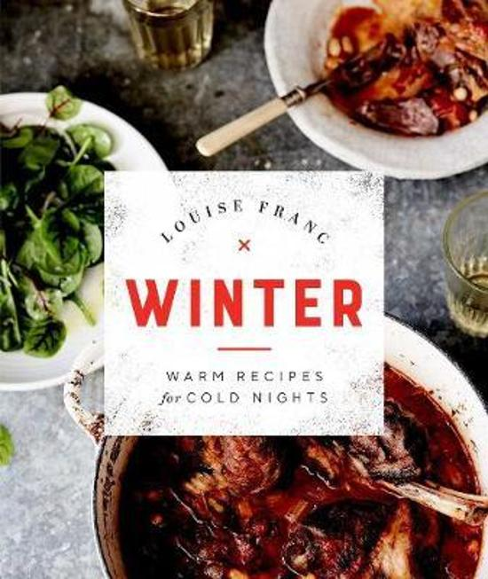 Winter - Warm recipes for cold nights