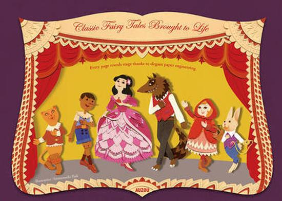 Paper Theatre - My Wonderful Fairy Tales and Other Stories