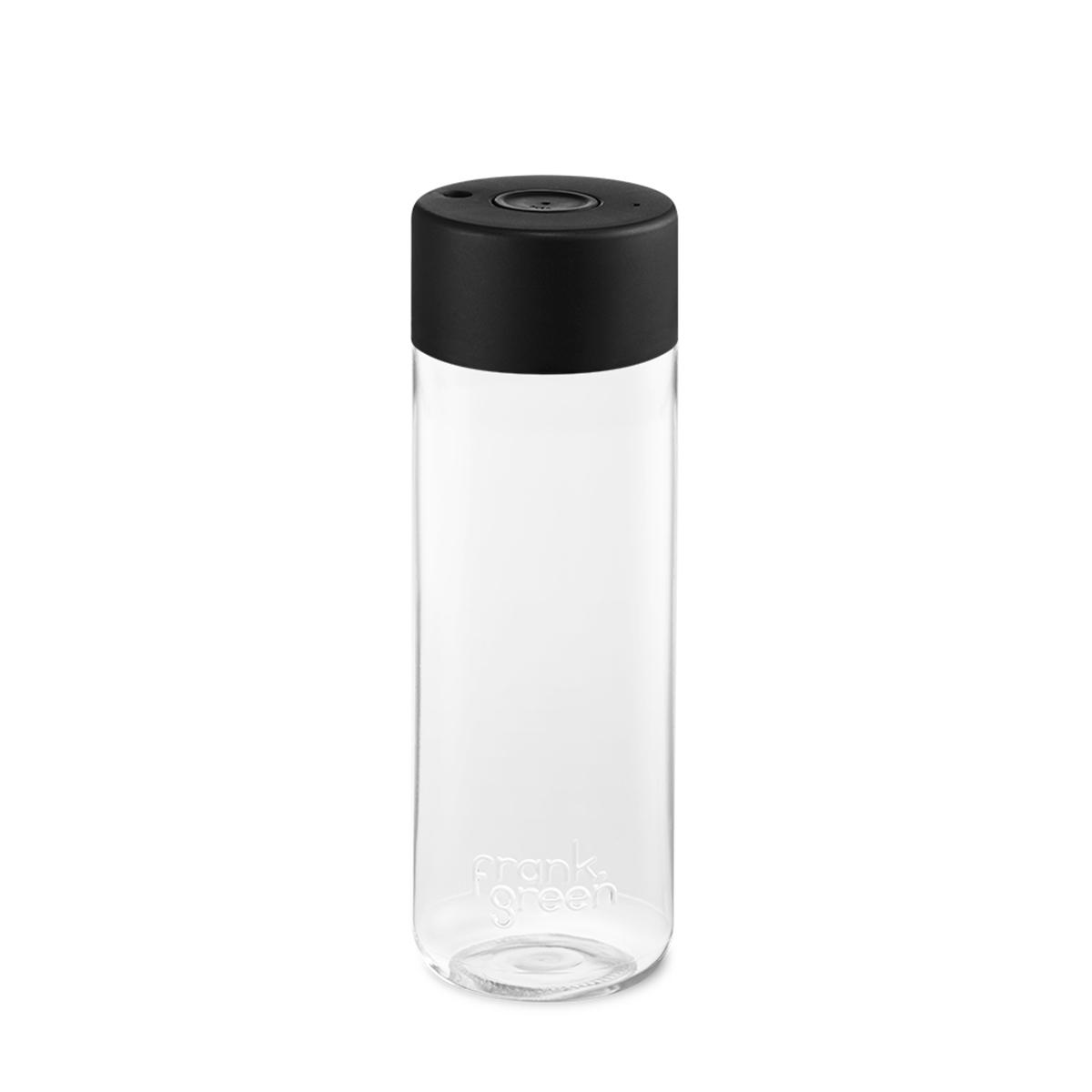 Frank Green Next Gen Reuseable Bottle - Black - 25oz