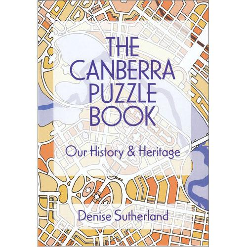 Canberra Puzzle Book