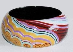 Bangle - 'Lappi Lappi Jukurrpa'