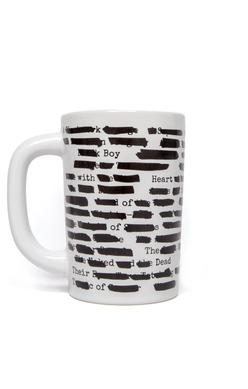 Mug - Banned Books Design