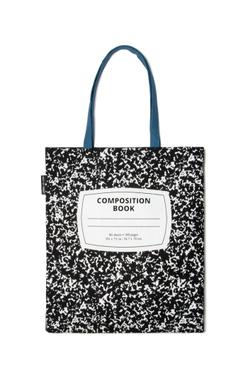 Tote Bag - Composition Notebook