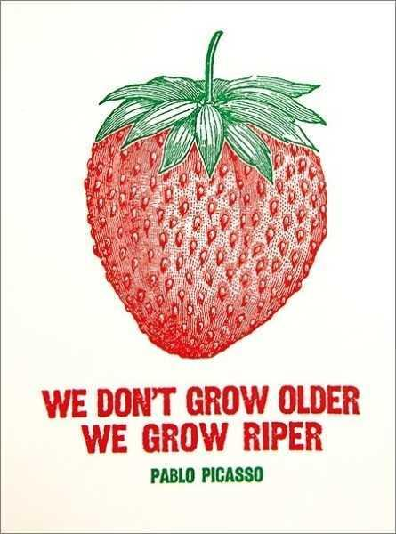Card - We Grow Riper