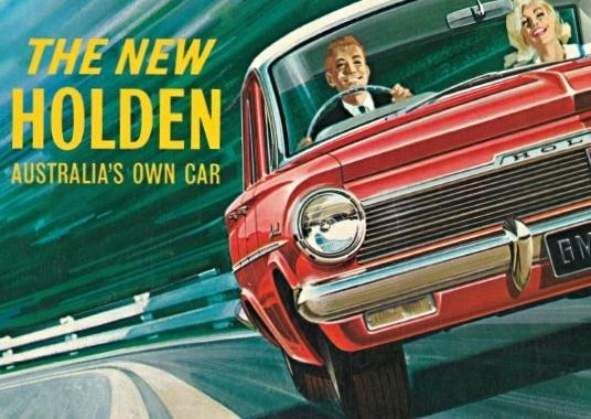 Postcard - The New Holden - The Sell - Sell7