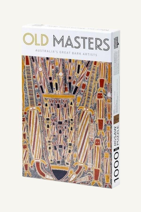 Old Masters Jigsaw Puzzle