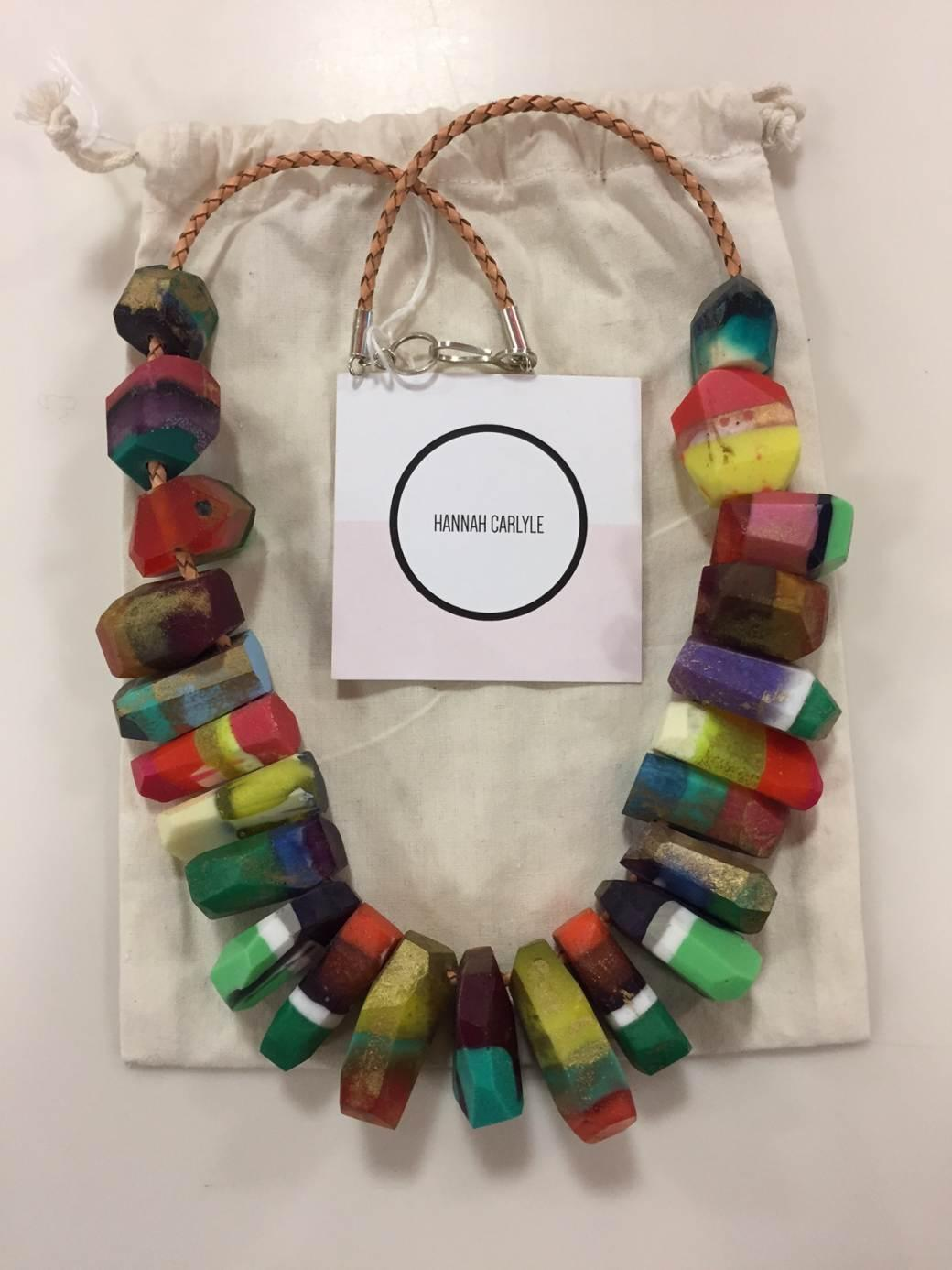Africana Feels Necklace
