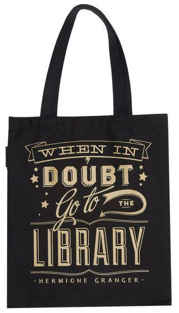 Tote Bag - When in Doubt