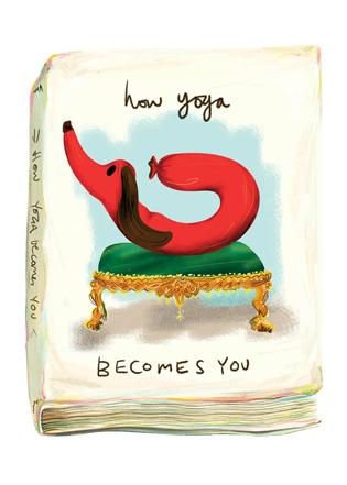 Card - How Yoga Becomes You