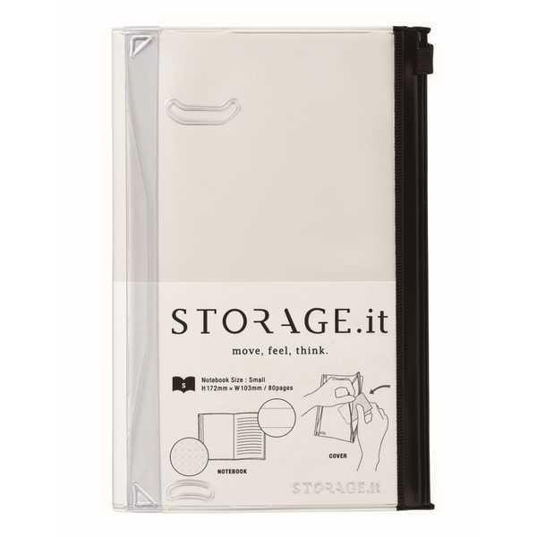 Notebook - Storage.It - Small - White