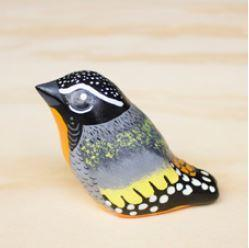 Paper Weight - Forty Spotted Pardalote Songbird Whistle