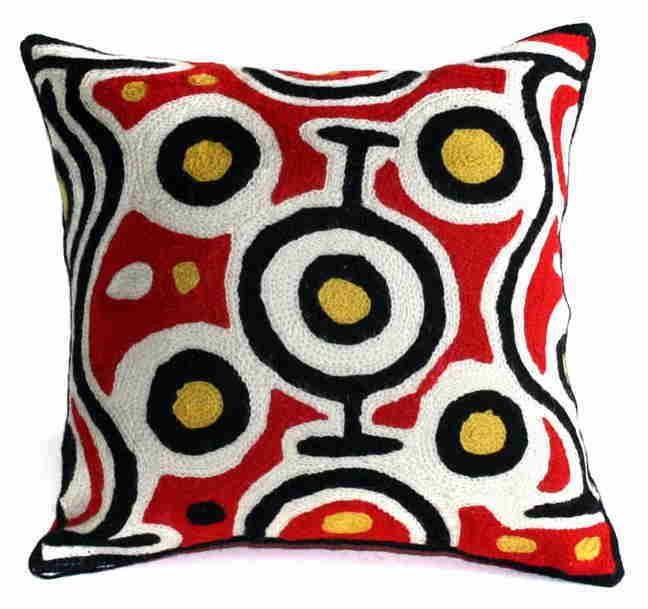 Cushion Cover - Tjurkurrpa - Wool 30cm