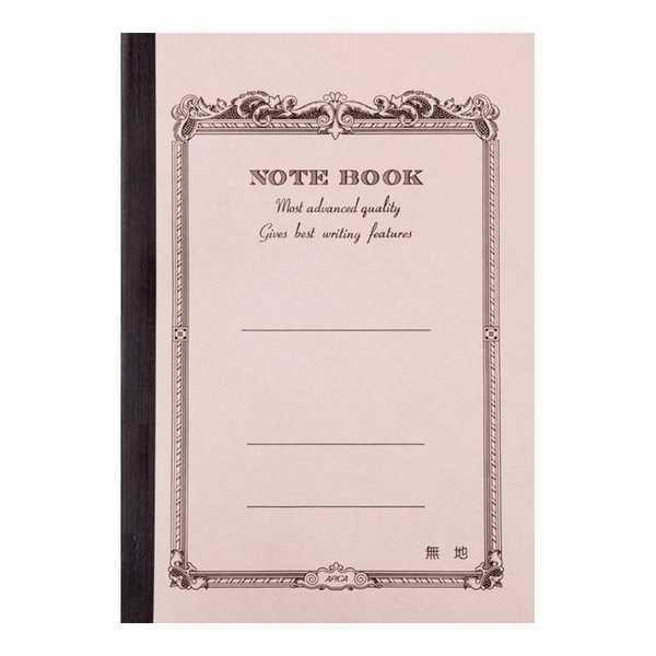 Notebook - Blank White - B5