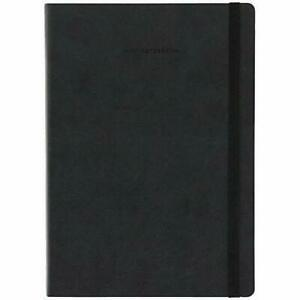 Notebook - Large - Unlined - Black