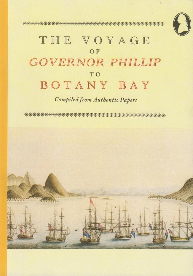 Voyage of Governor Phillip to Botany Bay