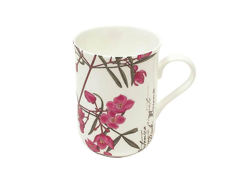 Boronia Gift Boxed  Mug 300ml - Royal Botanic Garden