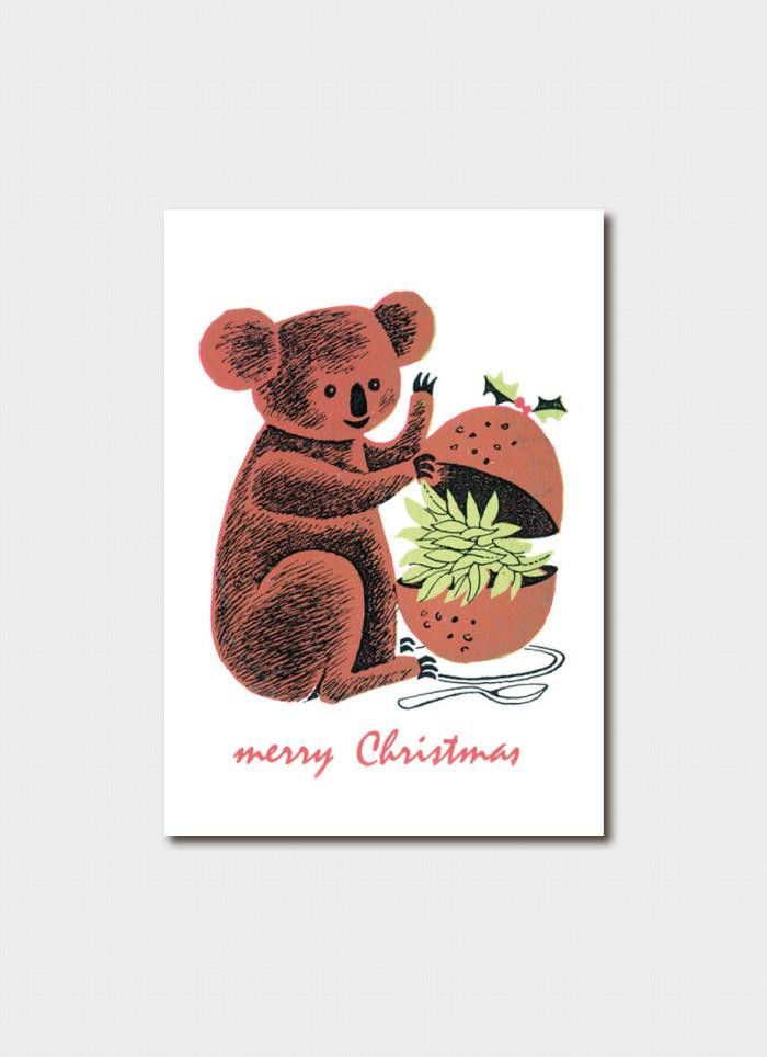 Christmas Card - Anthony Harvey 1