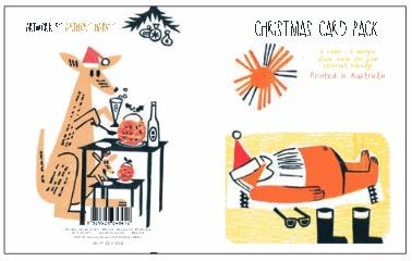 Christmas Card Pack 1 - Anthony Harvey