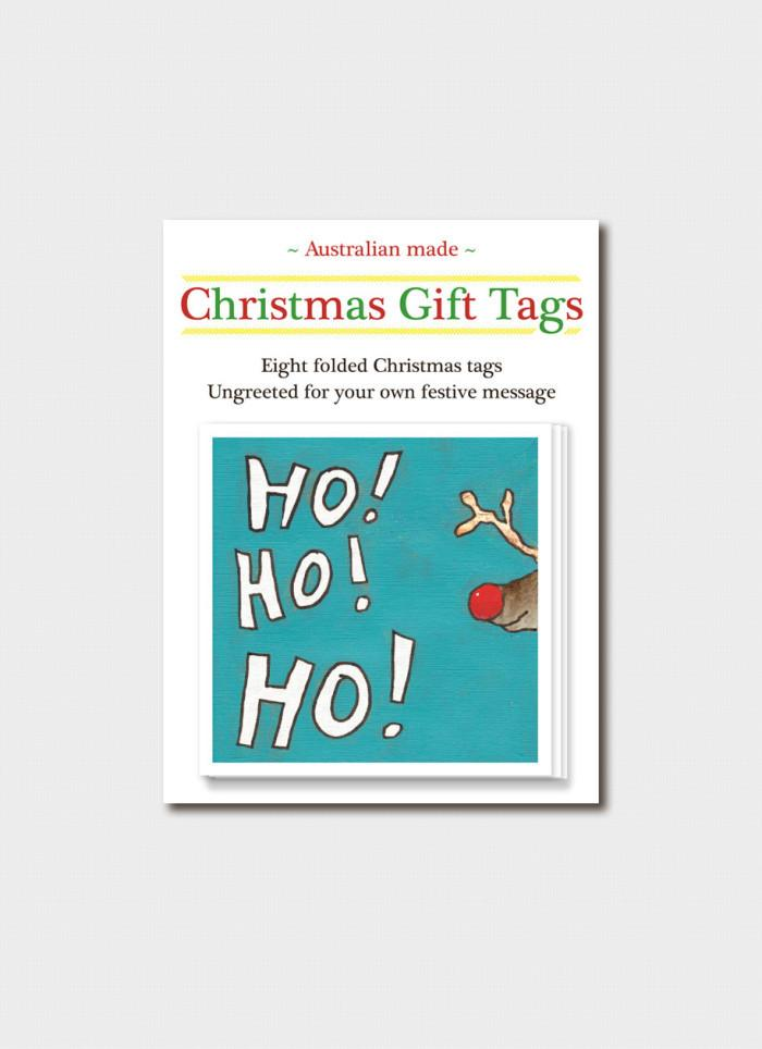 Christmas Gift Tags - Pack of 8
