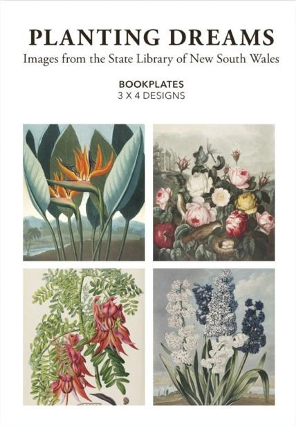 Bookplates - Planting Dreams