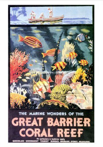 Card - Great Barrier Coral Reef
